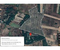 129+ Rai for sale near Buriram Airport