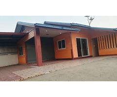 Thai style house in Buriram