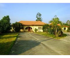 4 Bed House  Huai Rat, Buriram