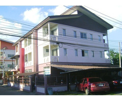 29 Apartment Complex Located In The Heart Of Buriram