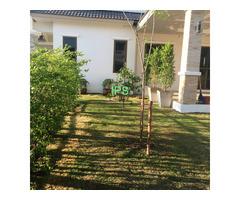 Stylish Buriram home in gated community
