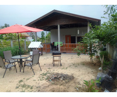 Buriram Village house at an amazing price