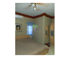 Fully furnished villa in a quiet compound on the Siracha hills