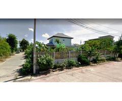 3 / 4 bedroom house in the centre of Buriram
