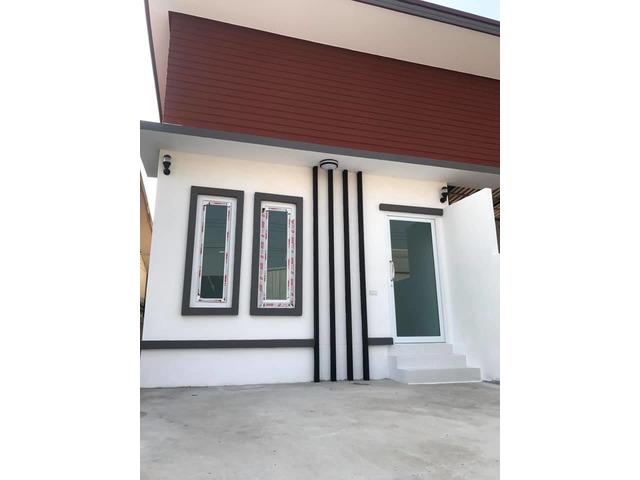New House in Ban Phai, KK
