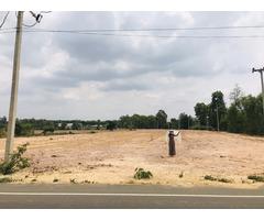 Surin Province  vacant land.4.5+ rai
