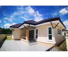 3 bedroom house close to the beach in Rayong!