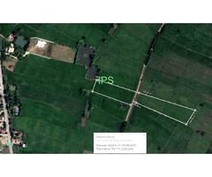 9+  Rai of Land for sale in a Buriram Village