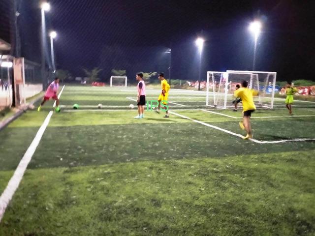 Football Club with 3 Rai of Land Korat / Buriram