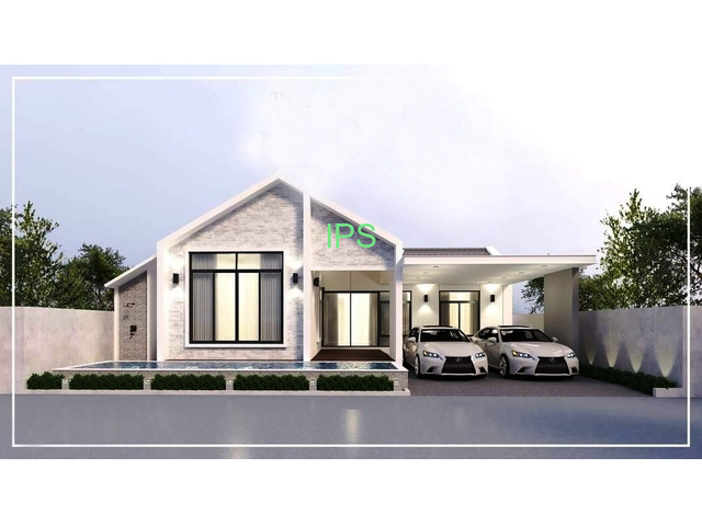 Esteem - House in Buriram 3 bed 3 bath.
