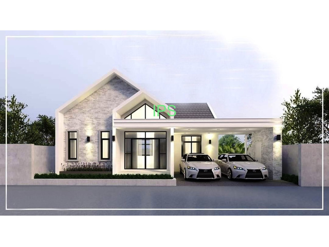 Off-Plan House in Buriram own with Pride