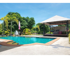 A 1 RAI PROPERTY WITH 2 HOUSES & A PRIVATE SWIMMING POOL!