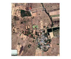 10.75 rai of Land Chamni , Buriram